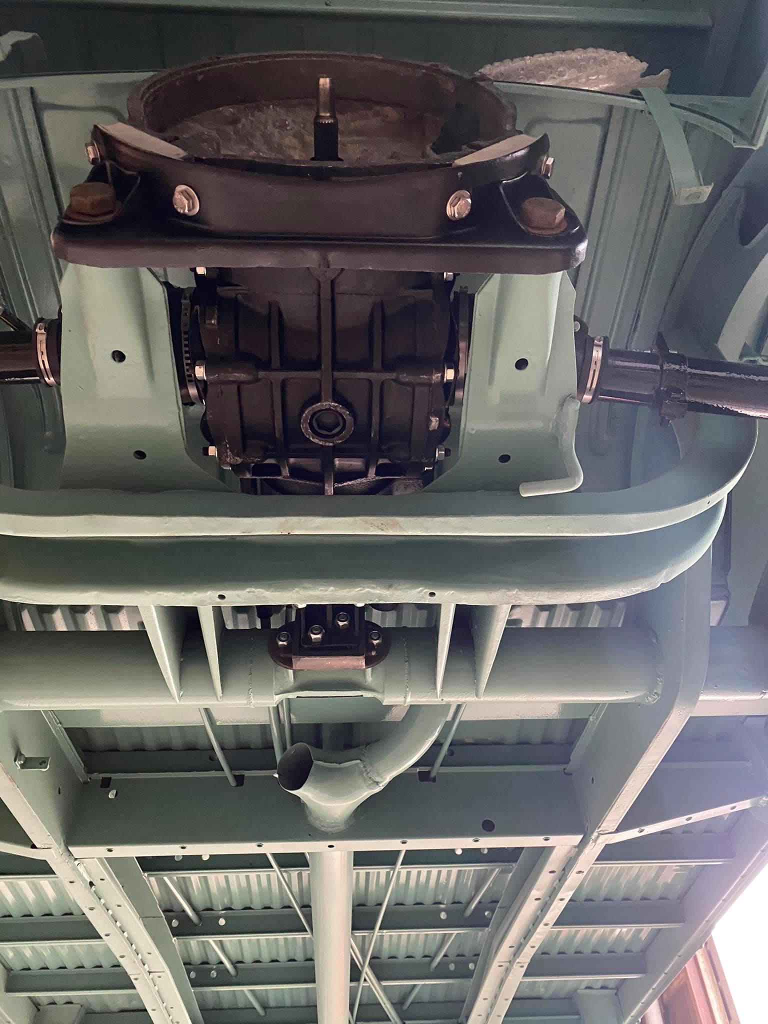 Restoration of a VW Campervan