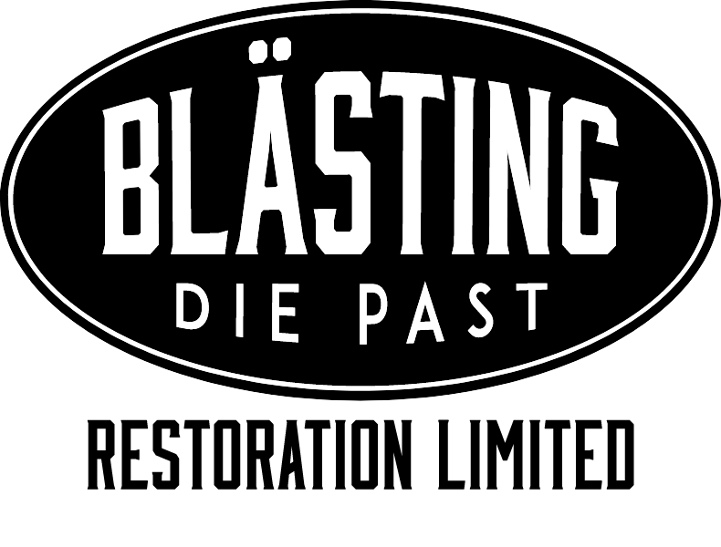 Blasting Die Past Restoration Limited